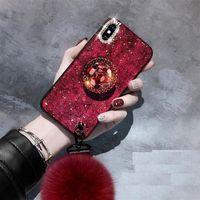 Adecuado para el iPhone 11 12 Pro Max 6 6 S 7 8 Plus, y diseñadores de lujo Estuches para mujer Fashion Fashion