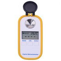 Medidor de concentração 0-30% Brix Medidor de açúcar de café TDS 0-25% refratômetro digital portátil eletrônico refratômetro1