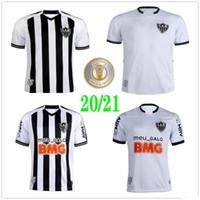 2020 Nuovo Atletico Mineiro di calcio pullover # 13 AUTO CAMION 10 R.OLIVEIRA 9 V.CHARA Cazares personalizzata 20 21 In casa Fuori casa Football Shirt