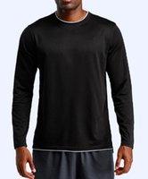 impressão ao ar livre dos homens cobre esportes da aptidão de secagem rápida de manga comprida T-shirt ginásio correr basculador basquete Casual calças stretch formação