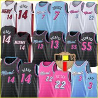 Space Jam Jersey 23 Michael 1 de Bugs Bunny 2 Daffy Duck 10 Conejito de Lola 13 Tweety 22 Bill Murray jerseys del baloncesto Negro Blanco