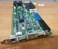 100% Совет OK IPC ROCKY-3701-2.0 ROCKY-370 Полноразмерная CPU Card ISA PCI Industrial Embedded MAINBOARD PICMG 1.0 с CPU RAM 1 * LAN