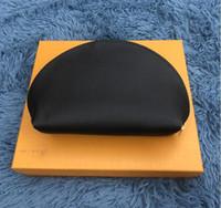 جديد نمط ماء حقيبة ماكياج السفر الجمال حقيبة مستحضرات التجميل المنظم حالة الضروريات المكياج حقيبة الزينة مع مرآة مع مربع