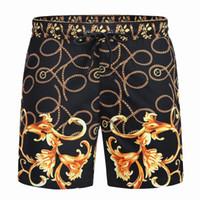 Fashion Designer tessuto impermeabile all'ingrosso estate da uomo pantaloncini da uomo abbigliamento costumi da bagno in nylon spiaggia pantaloni da bagno pantaloncini pantaloncini sportivi shor