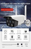HD Wireless IP Camera Outdoor Waterproof 1080P Infrared Lamp...
