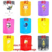 Packaging Zipper New Custom 3.5g Herb Pouch Wonderbrett Resealable 2020 Up Bag Flower Mylar Dry Stand sqccPq wphome