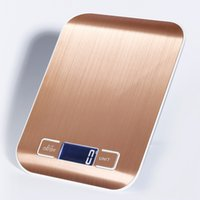 5 10kg Household Kitchen Scales Electronics Food Diet Measuring Tool Slim LCD Digital Electronic Weighing Scale