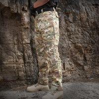 Pantalon d'homme Archon 1x6tactical Eau preuve de cargaison hommes Multiple poche Streetwear Pantalons de travail résistants à l'usure