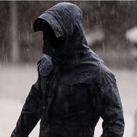 M65 Royaume-Uni US extérieur Hommes d'hiver Armée Vêtements tactiques militaires extérieur coupe-vent Manteau thermique Flight Pilot Jacket Hoodie Champ 201109