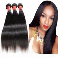 Индийские перуанские малайзийские камбоджийские волосы девственницы прямые расслоения, окрашенные 7а лучшее качество бразильские девственные человеческие прямые волосы