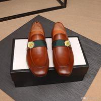C8 Мужские Обувь Низкий каблук Обувь Обувь Обувь Броги Обувная Весенняя Лодыжка Сапоги Урожай Классический Мужской Повседневная Обувь Мозевки Yk050 33
