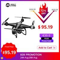 Kutsal Taş HS120D GPS Drone FPV 1080 P HD Kamera Profissional WiFi RC Drones Selfie Beni Takip et Quadcopter 120Fov Quadrocopter LJ200827