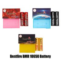 Ursprüngliche BestFire BMR 18650 Batterie 3100mAh 60A 3200mAh 40A 3500mAh 35A 3,7V LI-HP Wiederaufladbare Lithium Vape Mod Batterie Authentic