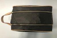 최고의 판매 품질 남성 여행 화장실 가방 패션 여성 워시 가방 대용량 화장품 가방 메이크업 세면 용품 가방 파우치 26cm 3 색