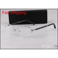 MB Brand New Eye 149 Gläsern Frames für Männer Brille Rahmen Gold Silber Tr90 Optisches Glas-Rezept Qyltlg Nana_Shop