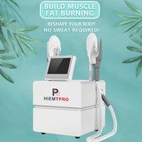 EMSLIM العضلات محفز آلة التخسيس عالية الكثافة تركز العلاج الكهرومغناطيسي مرحبا EMT تخفيض الدهون للنساء الرجال