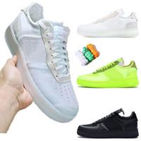 Con scatola off white force 1 off white force one forces dunk bianco volt nero scarpe da corsa da uomo scarpe da pallacanestro scarpe casual da ginnastica