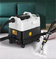 المكانس الكهربائية 220 فولت السجاد الكهربائية تنظيف آلة تنظيف متعدد النسيج التجاري أريكة ستارة فراش البخار نظافة الغبار شفط