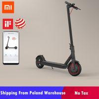 Xiaomi Mijia M365 Pro Mi Scooter électrique Smart E Scooter Skateboard Adulte 45km Longboard Mini Hoverboard pliable