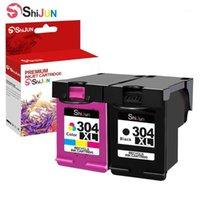 Cartuccia inchiostro Cartuccia Shijun 304 Compatibile per XL 304XL Deskjet Serie 3700 3720 3730 3732 3758 Envivia 5030 5032 Printer1