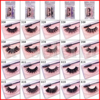 20 Styles Makeup Tool Natural False Eyelashes Soft Light Fak...