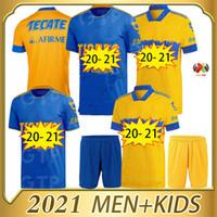 الرجال 2020 2020 2021 UANL Tigres Gignac Soccer Jerseys Kits 20 21 Vargas Camiseta Maillot الصفحة الرئيسية Pizarro Mexico جودة عالية