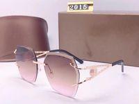 2020 جديد الأقصر أعلى جودة كلاسيكي الطيار النظارات الشمسية G0515 مصمم أزياء العلامة التجارية رجل إمرأة نظارات شمسية نظارات WITH BOX