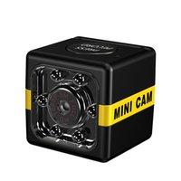 Мода Мини-камера Открытый Спорт Маленькая камера наблюдения HD Инфракрасный Ночной Видение 1080P Спорт DV Камера