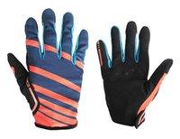 Hombres explosivos y mujeres diseñan finger completo guantes de motocicleta de motocicleta de motocicleta guantes de carreras de motocicletas guantes delgados