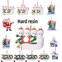 أسرع Expresspersonalized الحلي عيد الميلاد 2020 الحلي الحجر تزيين شجرة عيد الميلاد عيد الميلاد الديكور تسليم في 72 ساعة