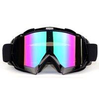 في الهواء الطلق للدراجات النارية نظارات ركوب الدراجات MX على الطرق الوعرة تزلج الرياضة ATV DH الترابية دراجة سباق نظارات واقية للموتوكروس نظارات جوجل التزحلق على الجليد الرياضة وير العين