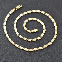Cadenas Zea Estimado Joyería 2021 Hallazgos románticos Collar de corazón Colgante para mujeres Cadena de enlace Collares de cobre Fiesta de cumpleaños