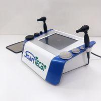 İnsan Tecar Terapi CET RET TEKNOLOJİSİ Sağlık Araçları Radyo Frekansı RF Diyatermi Hızlı Yağ Giderme Zayıflama Makinesi