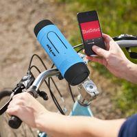 Altoparlante Bluetooth wireless Speaker per biciclette da esterno Portable Impermeabile Speaker wireless Supporto TF Scheda + Torcia elettrica + Bike Mount Wholesale WJ
