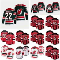 مخصص New Jersey Devils Maltsev ميخائيل 23 Mcleod Michael 20 Merkley Nicholas 39 موراي ريان 22 الرجال النساء غرزة الشباب