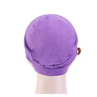 Новый эластичный тюрбан мусульманский головной платок с кнопкой шляпу Женщины Headscarf Bonnet Внутренняя Hijabs Cap Musland Hijab FEMM WMTBFG COLL2019