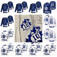 Joe Thornton Toronto Maple Leafs Jersey 2021 Reverse Retro Nick Foligno George Armstrong Auston Matthews John Tavares Simmonds Marner Rielly Nylander