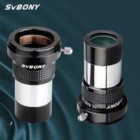 Svbony Omni Mercek Barlow Lens Profesyonel Teleskop Parçası 1.25 inç Tamamen Çok Kaplamalı Astronomik Mercek LJ201120