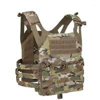 Idogear JPC1.0 Tactical Hunting gilet all'aperto piastra di tiro gilet carrier maglia protettiva molle tattiche equipaggiamento1