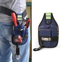 Ремонт инструментов сумка для хранения Электромонтер Ручной инструмент Пояс сумка Utility Pouch Карман для бытовых принадлежностей
