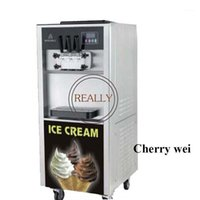 Dondurma Yapma Makinesi tarafından Deniz 3 Lezzet Yumuşak Mini Yedek Parçalar Satılık BQL 8181