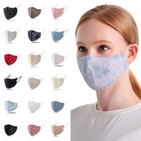 27 Styles Fashion Facemask Reusable Washable Face Mask Anti ...