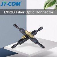 Faseroptikausrüstung L925B Fast Connector Optical Quick Mechanical Splice für Drop Cable1