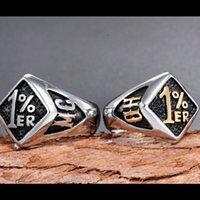 Moda Joyería de acero inoxidable HD Ring 2020 Anillo de acero inoxidable Mc% anillo