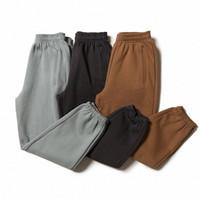 Kanye West Sweatpants Solid Farben Saison 6 Hosen Hosen Kardashian Pants # MS10