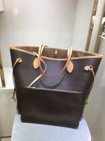 탑 브랜드 진짜 가죽 여성 클래식 가방 디자이너 totes 지갑 Womens 정품 가죽 체인 가방 숄더백 핸드백 8 색 MM GM
