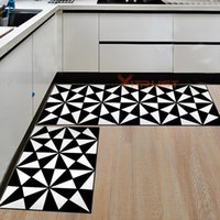 Modern Kitchen Rug Mat Bathroom Carpet Corridor Entrance Doo...