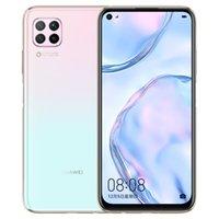 "Original Huawei Nova 6 SE 4G LTE Mobiltelefon 8 GB RAM 128 GB ROM KIRIN 810 Octa Core 6.4 ""Vollbild 48.0mp Fingerprint ID Smart Mobiltelefon"