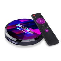 H96 MAX X4 Android TV Box Android 10 Amlogic S905X4 4G 32G 4K 1080P 3D видео медиаплеерный проигрыватель 2.4G5G WiFi Установите верхнюю коробку Новые поступления
