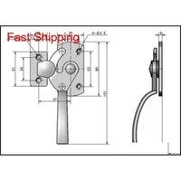 Dondurucu Kolu Fırın Kapı Menteşe Soğuk Depolama Endüstriyel Kamyon Mandalı Donanım Çek Dolabı Kapalı Qyldig Toys2010